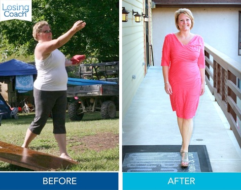 Weight Loss Success with Losing Coach® Stacy