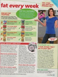 Shelley Johnson's Weight Loss in First for Women Magazine
